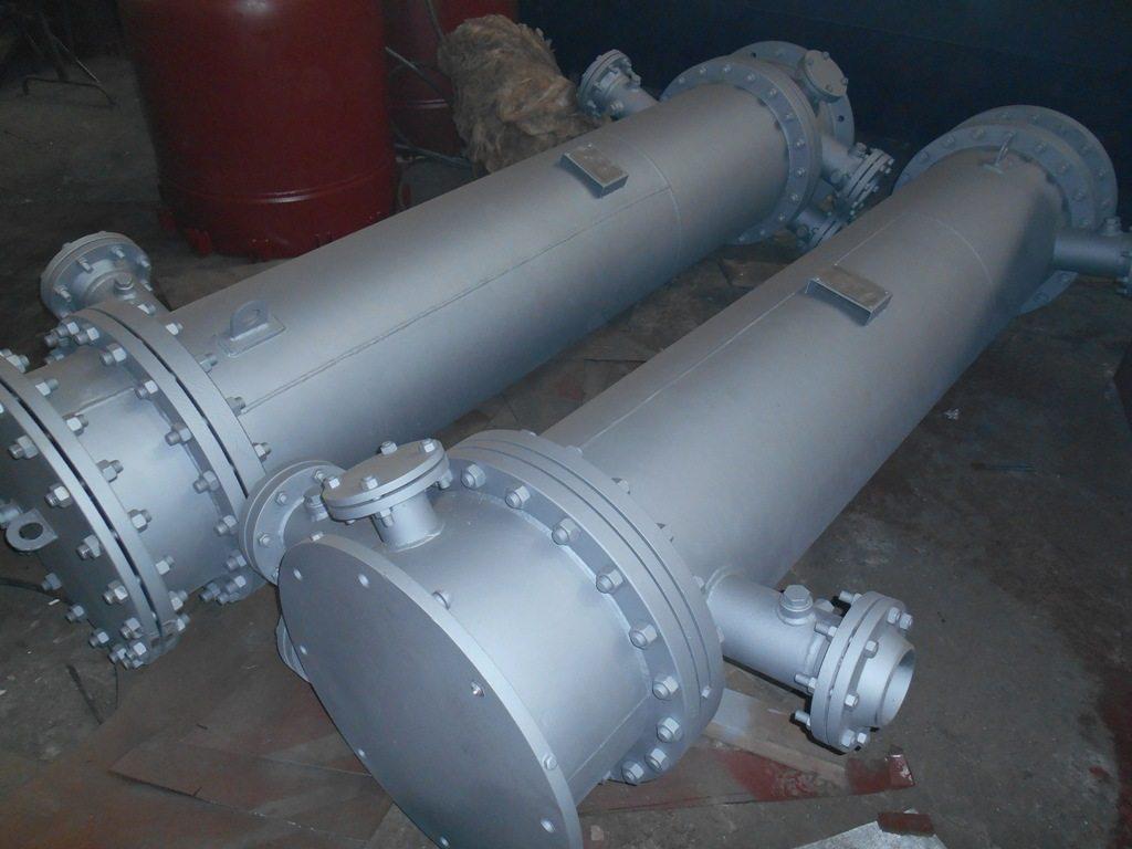 Кожухотрубчатые испарители типа КВНГ и КВКГ Тюмень Пластинчатый разборный теплообменник SWEP GL-325N Чебоксары